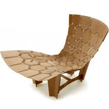 Eco-friendly furniture may use materials that include recycled content,  which has been produced